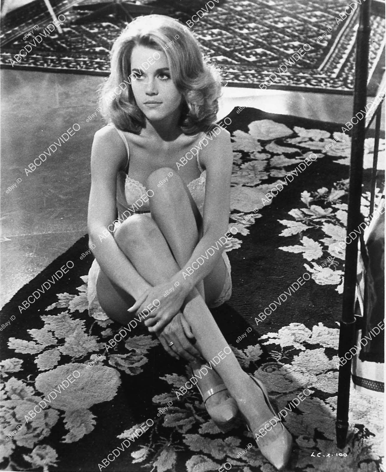 Jane Fonda sexy RARE Photo   eBay